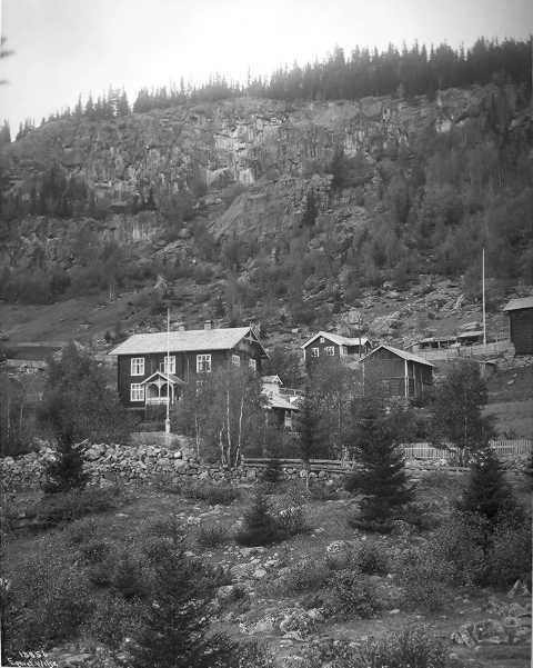 fjellheimhuset