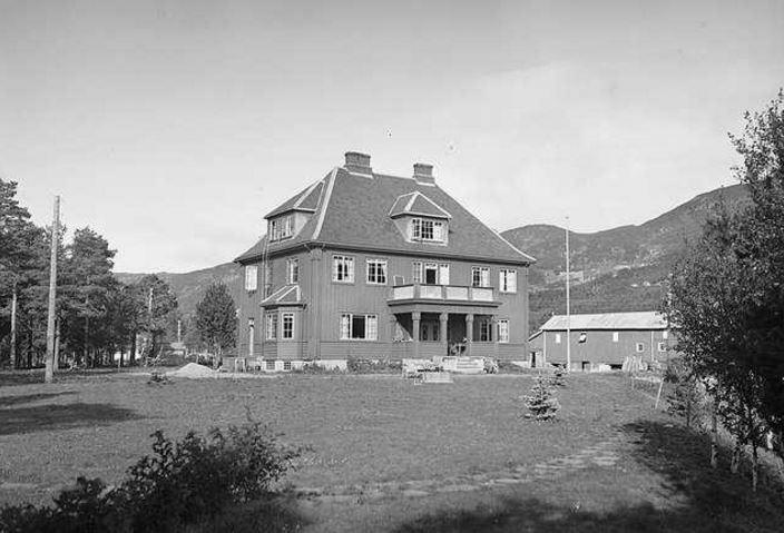 håkonsæt hotell 1940