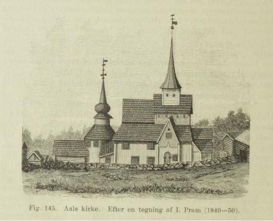 aal stavkirke
