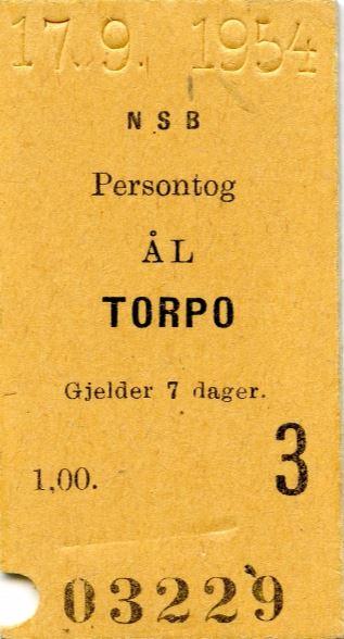 ål-torpo