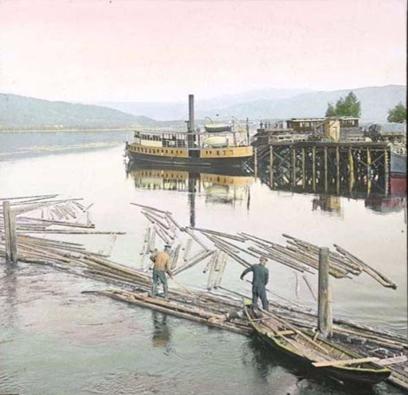 sommeren 1909