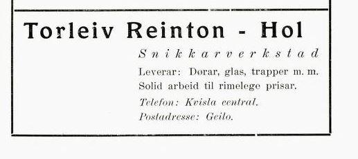 reinton
