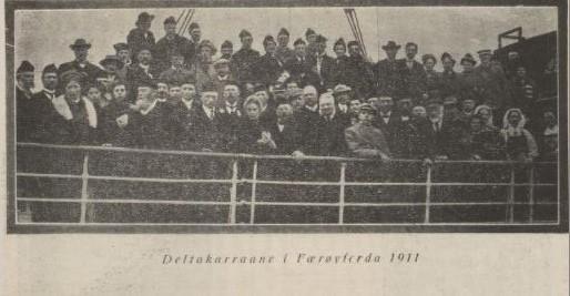 Færøyene 1911 (2)