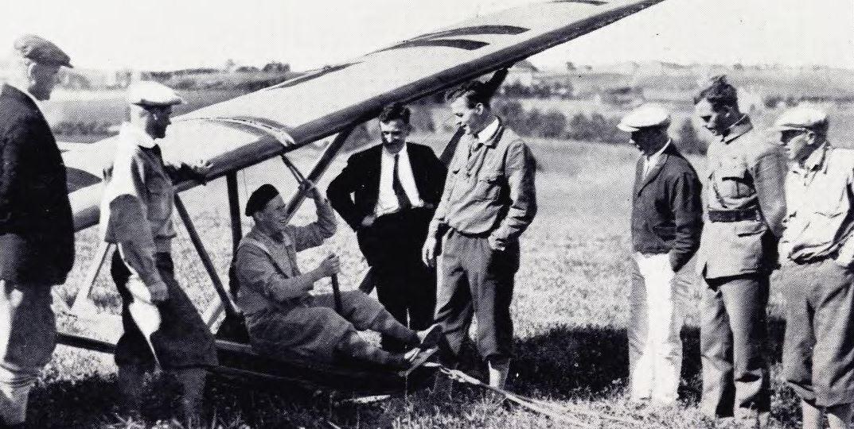 bergo norsk glidefly