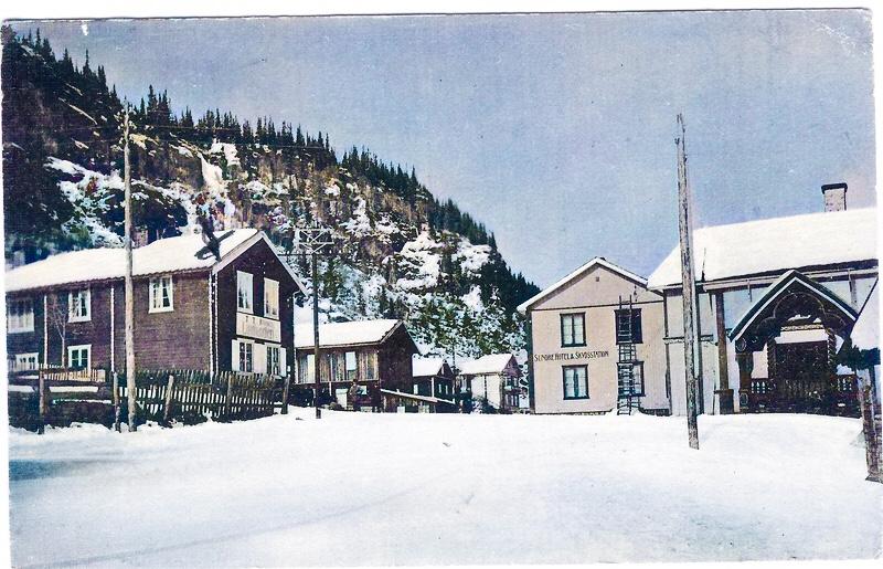 Ein vestlending, T. T. Kronen, dreiv i Urholtbygningen nokre år, og O. Hajem ei tid, til han bygde eigen forretningsgard 1922. Ål spareforening overtok då Urholtbua og handla her til foreninga vart nedlagd og Asle Bergo overtok og starta eigen handel 1930.
